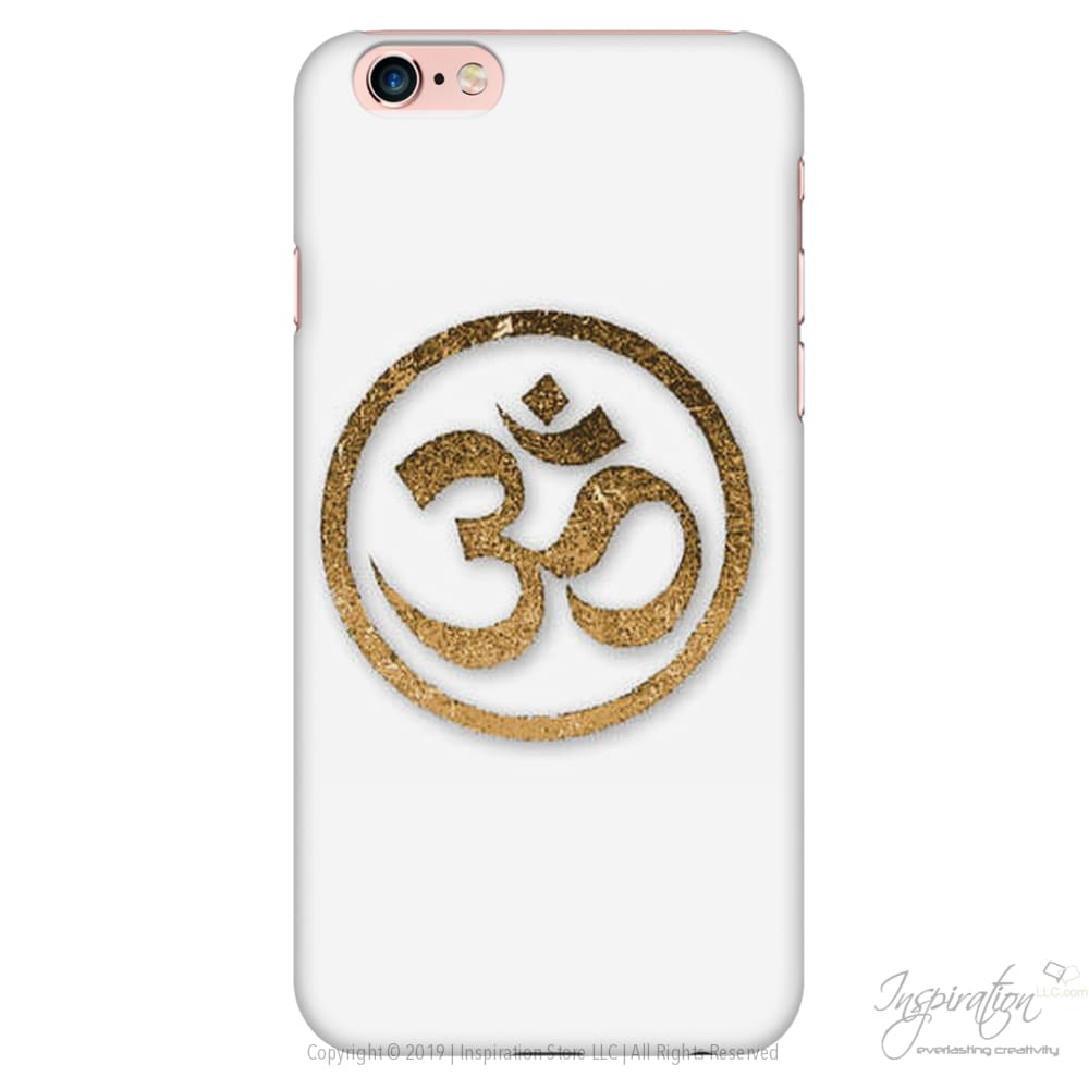 Phone Cases - Om Style B - Phone Cases - iPhone 6 Plus/6s Plus - Inspiration Store LLC
