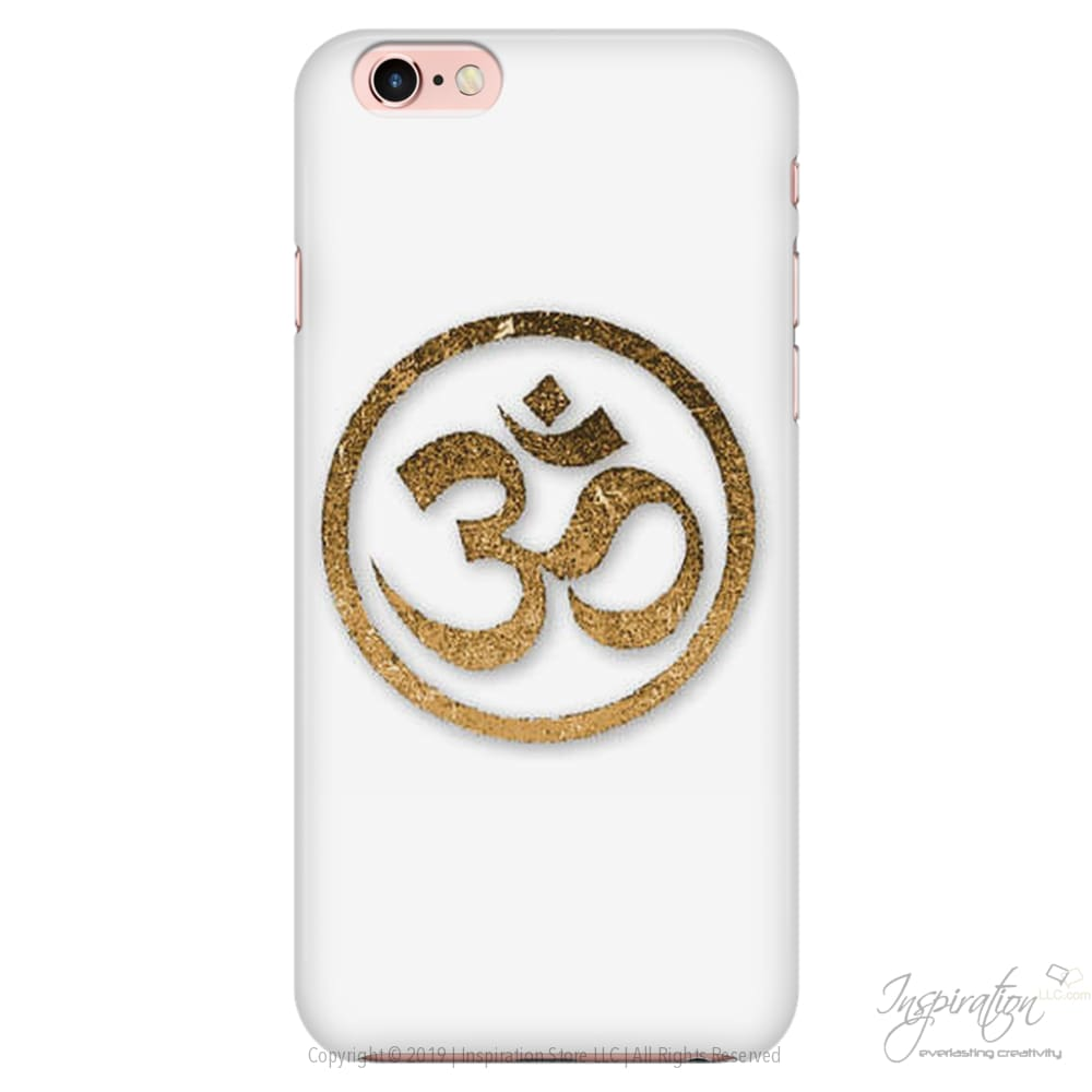 Phone Cases - Om Style B - Phone Cases - iPhone 6/6s - Inspiration Store LLC