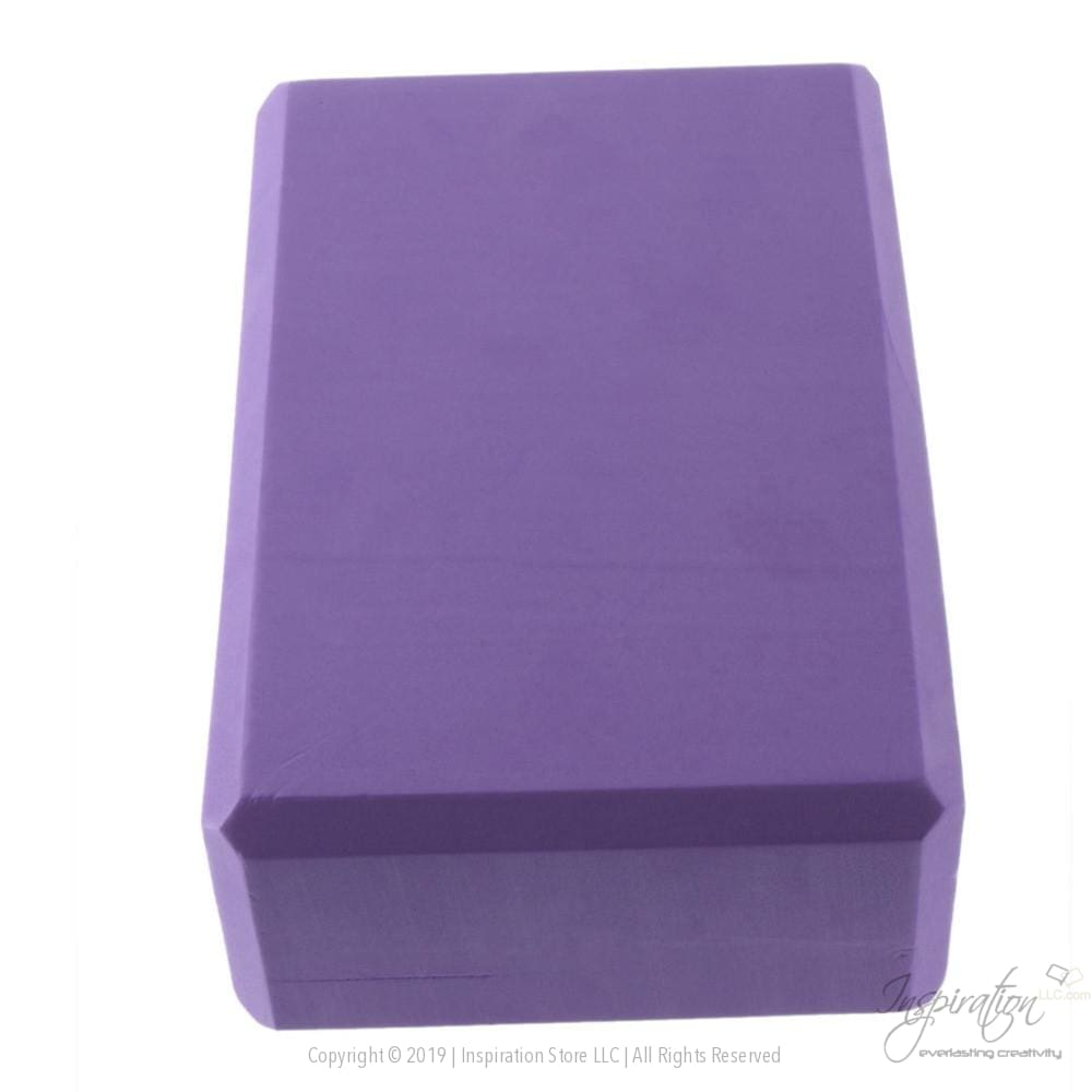 Yoga Exercise Blocks - (4 Colors) Free Shipping - Inspiration Store Llc