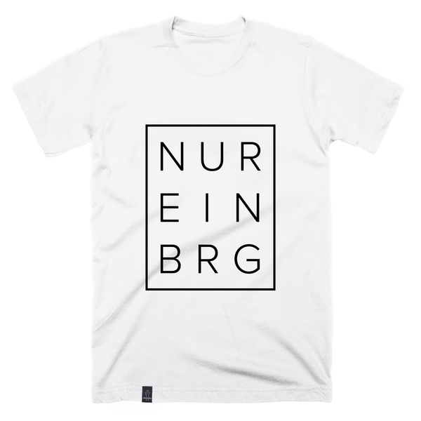 NurEineBurg Basic White