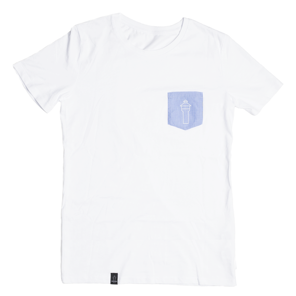 nureinberg pocket t-shirt