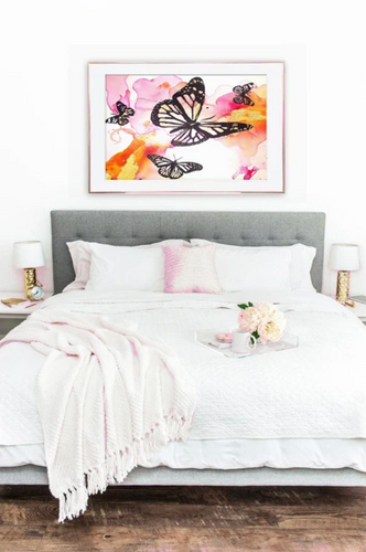 Summer Butterflies III - Limited Edition Fine Art Print