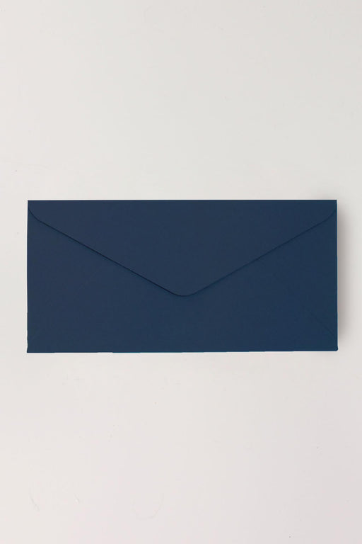 DL Cobalt Blue Envelopes