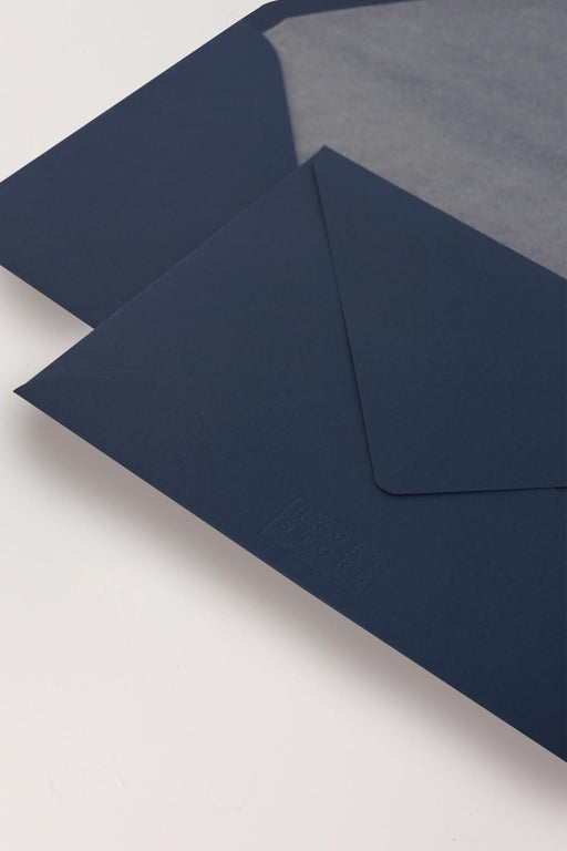 B6 Cobalt Blue Envelopes