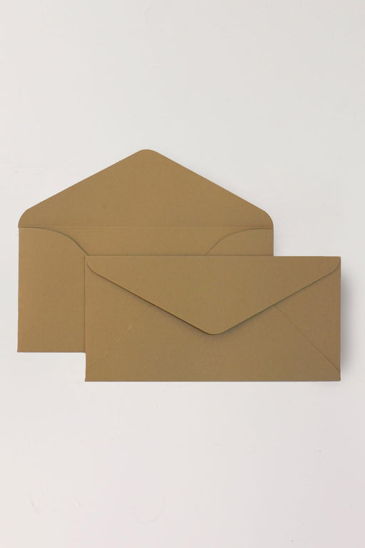 DL Harvest Brown Envelopes