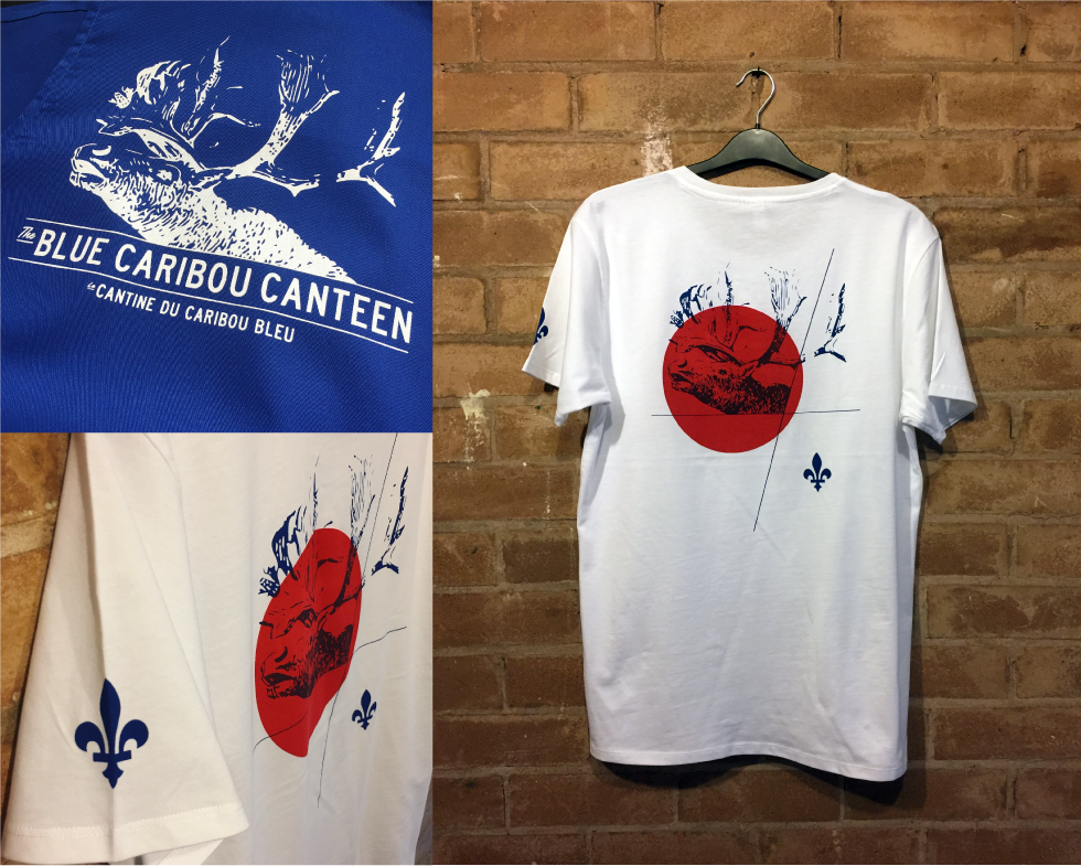 The Blue Caribou Canteen
