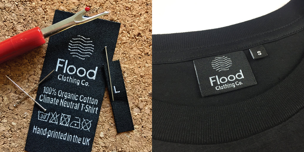 Garment Re-labelling
