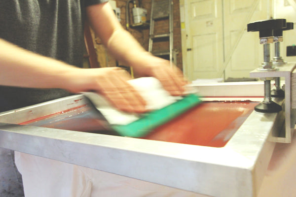 SCREEN PRINTING  – Flood Clothing Co