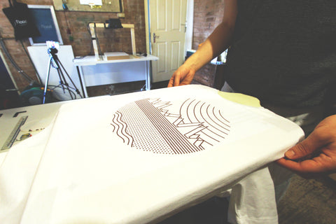 Flood Clothing Co. T-shirt reveal