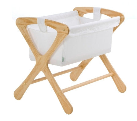 Cariboo Classic Bassinet - Natural