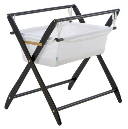 Cariboo Gentle Motions Bassinet - Espresso