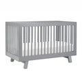Babyletto Hudson 3-In-1 Cot - Grey
