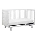 Babyletto Hudson 3-In-1 Cot - White