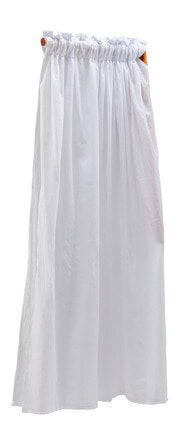 Cariboo Bassinet Veil & Arm - White