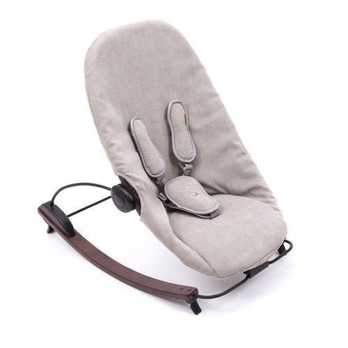 Bloom Coco Go Lounger - Cappuccino & Frost Grey
