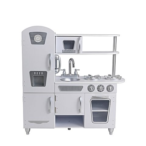 KidKraft White Vintage Play Kitchen