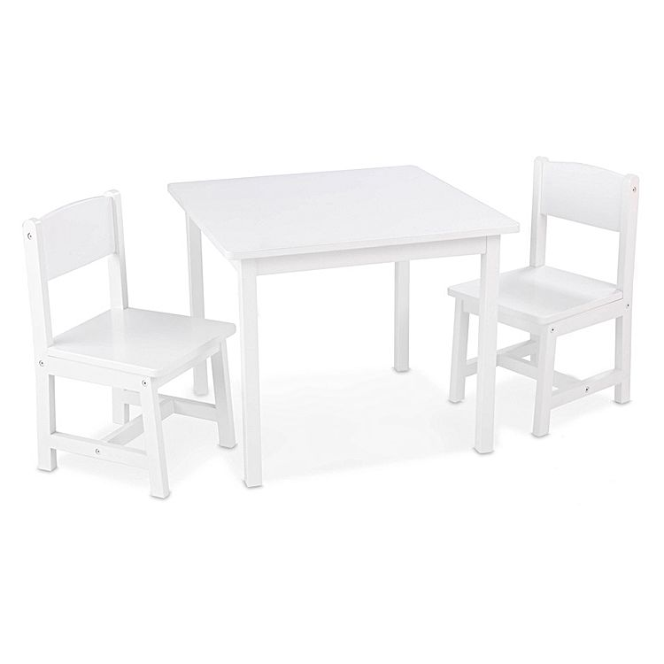 KidKraft Aspen Kids Table & Chair Set