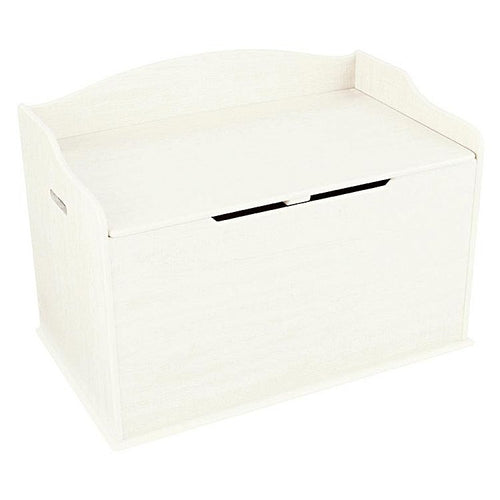 KidKraft Austin Toy Box - White