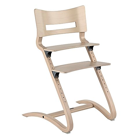 Leander High Chair - Whitewash