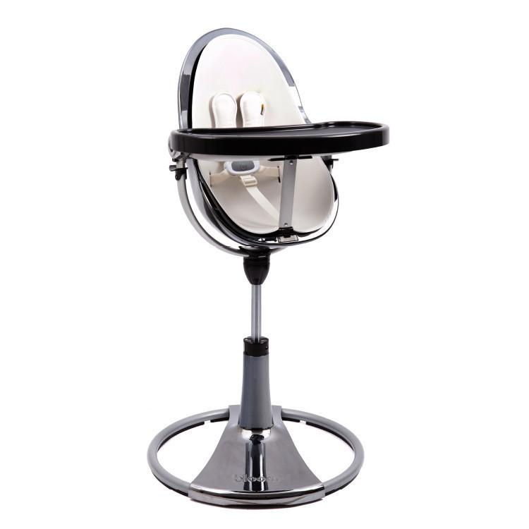 Bloom Fresco Chrome Highchair - Mercury Frame