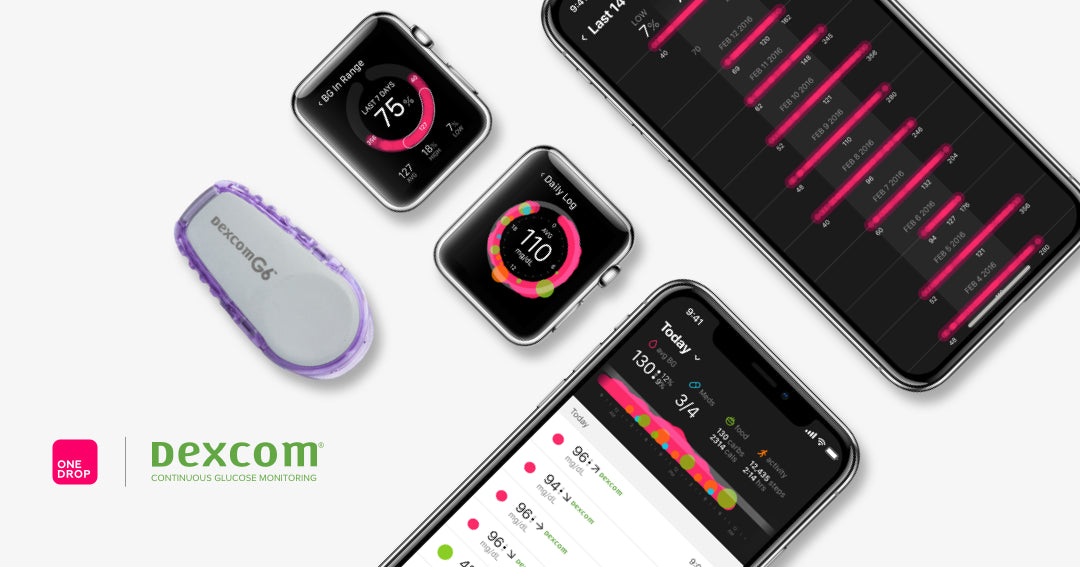 dexcom g6 - one drop diabetes