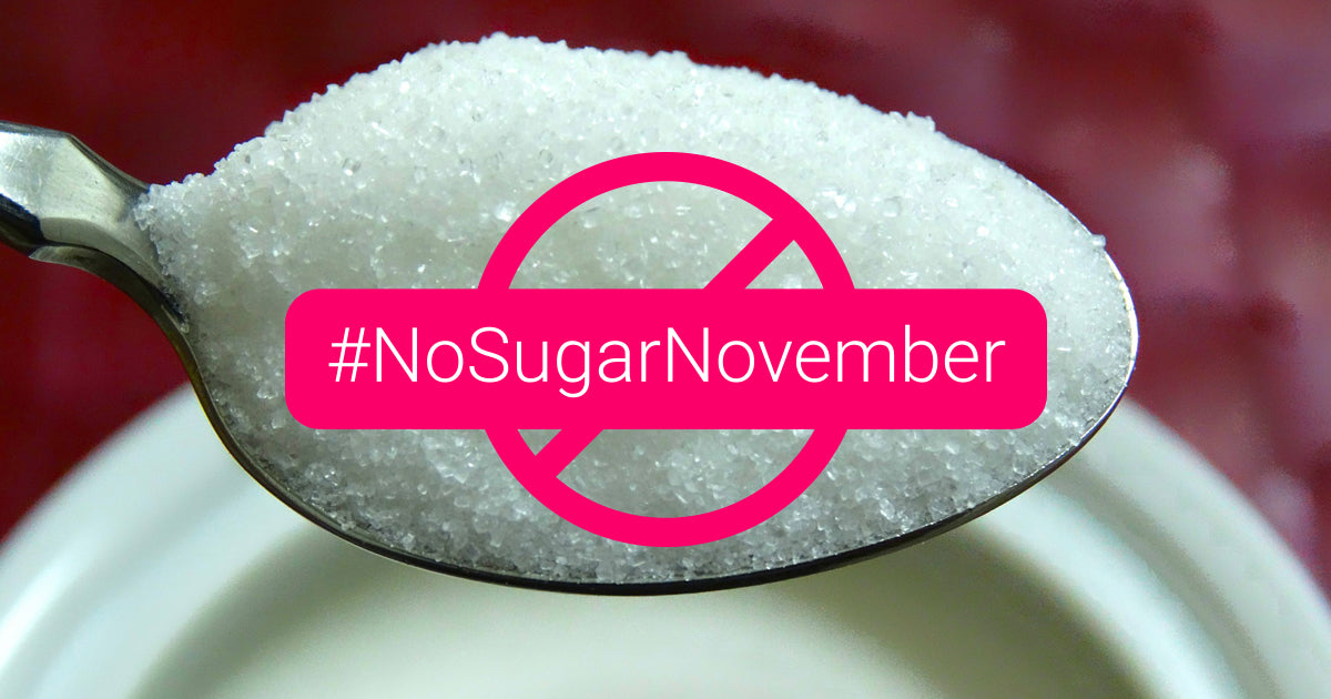 Diabetes Awareness Month: #NoSugarNovember