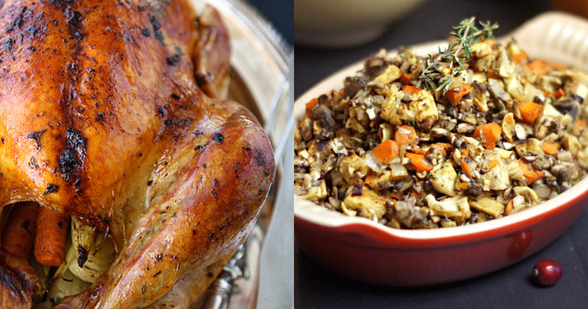 Give Thanks for These Low-Carb Thanksgiving Recipes!
