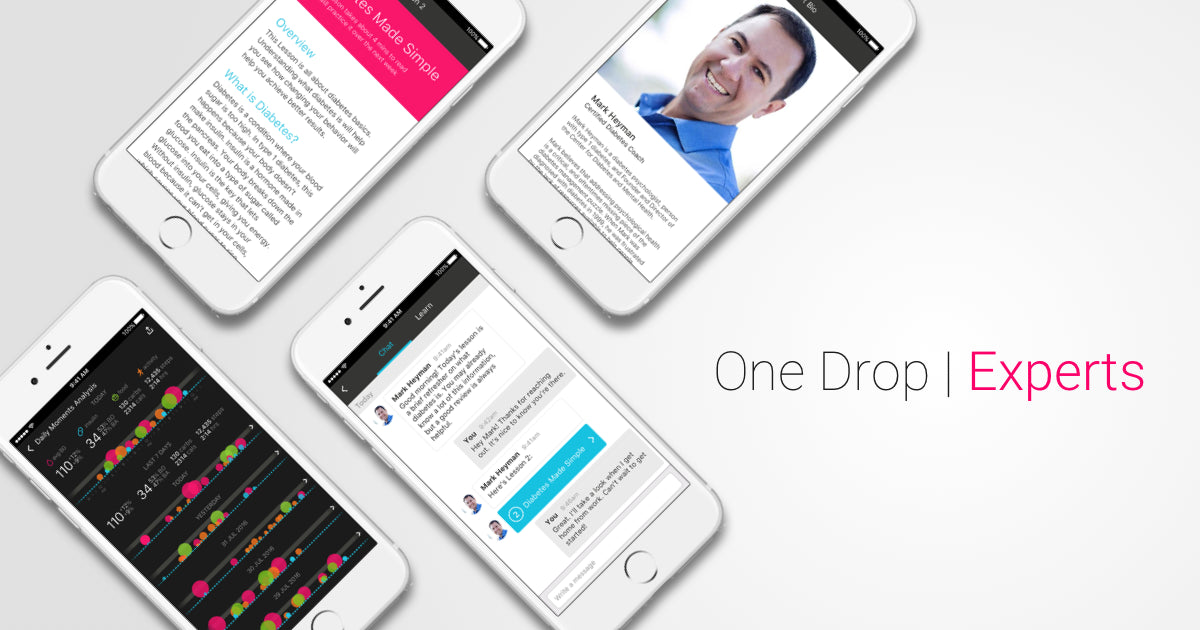 One Drop Announces Inaugural Members of the One Drop | Experts Advisory Board