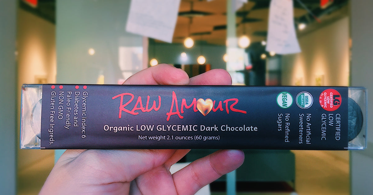 Products We Love: Raw Amour, the Chocolate Truffle for PWDs