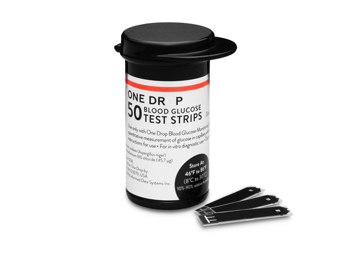 One Drop Test Strips