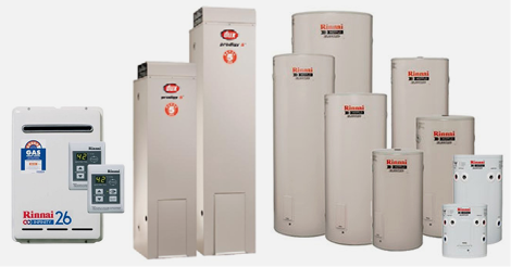 New Hot Water Systems Sydney