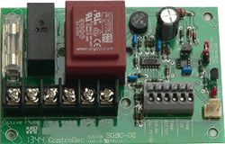 Gas Hot Water Control Boards