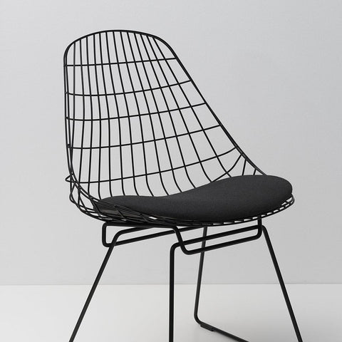 pastoe braakman sm05 wire dining chair