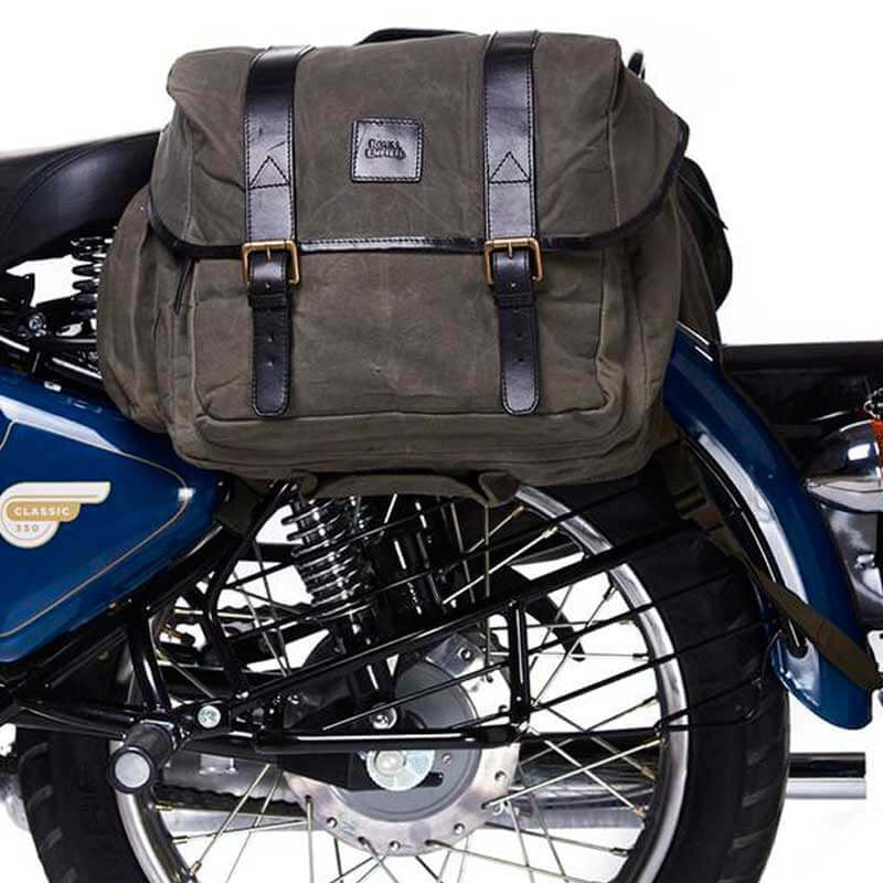 Classic Long Rider Saddlebags