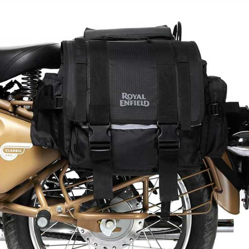 Throw Over Saddlebags for Classic
