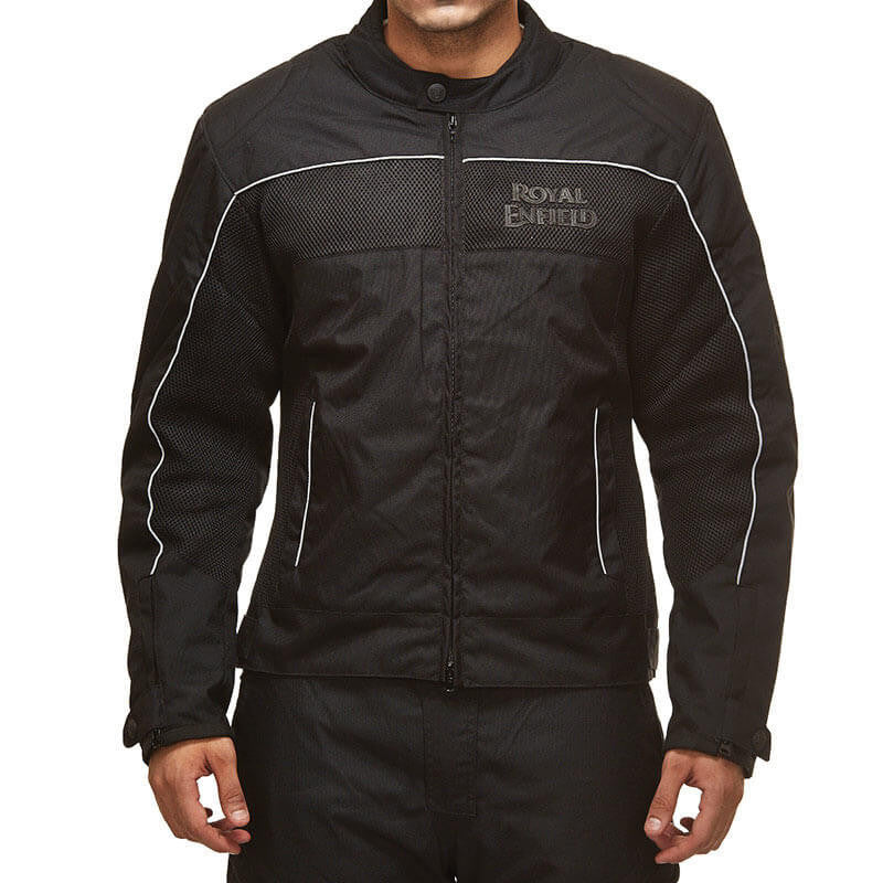 Black Explorer Jacket