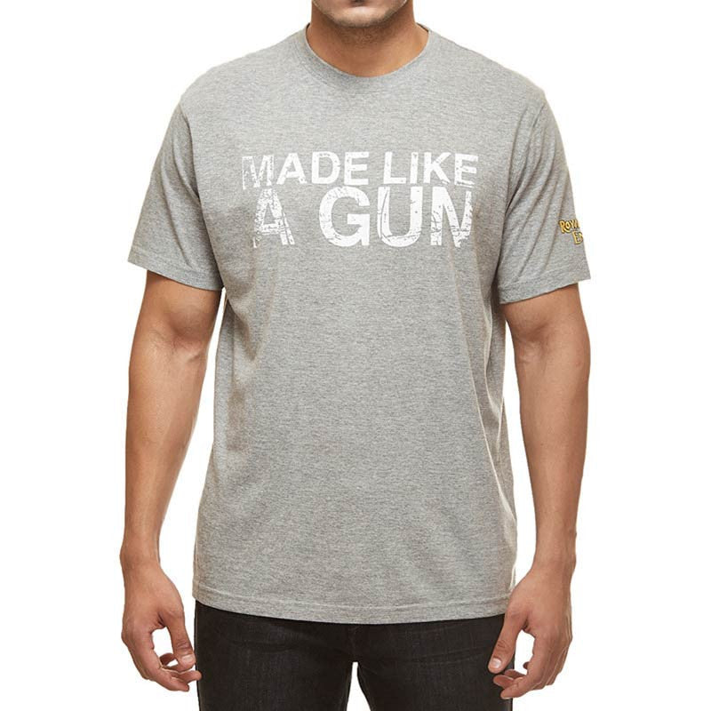 Made like a gun - Grey melange