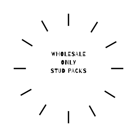 WHOLESALE ONLY - Stud Pack