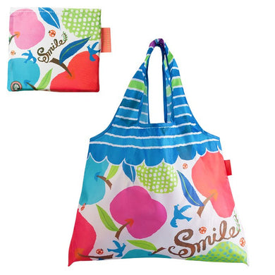 Eco Bag Shopping Birds & Applie - Boutique Sweet Birdie