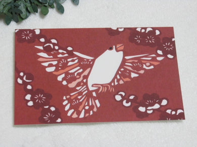 Java Sparrow Postcard Yukie-46 - Boutique SWEET BIRDIE
