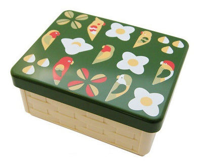 KOTORITACHI  Bird Sandwich Container - Boutique SWEET BIRDIE