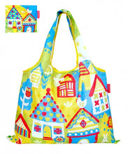 Eco Bag Shopping Bag Houses
