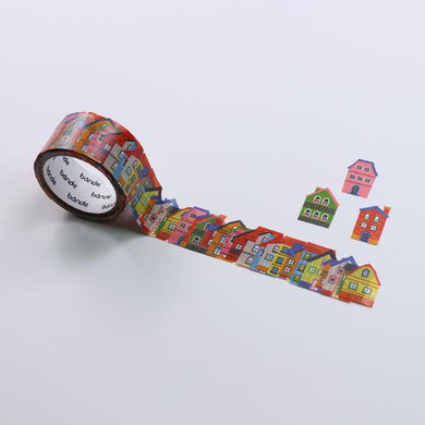 House Japanese Washi Roll Stikcers - Boutique SWEET BIRDIE