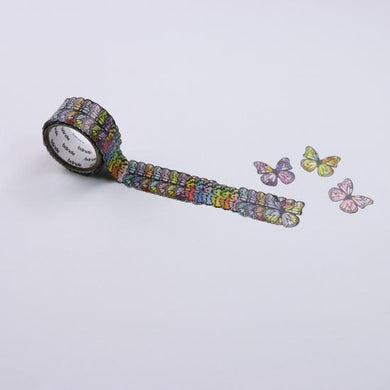 Butterfly Stickers Japanese Washi Roll Stickers - Boutique SWEET BIRDIE