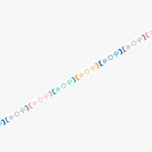 Weather Slim Japanese Washi Tape Masking Tape with Cutting Lines - Boutique SWEET BIRDIE