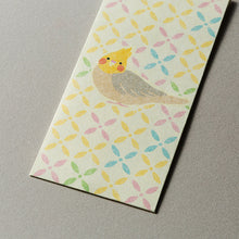 Sets of 3 Cockatiel Budgie Budgerigar Parakeet Super Mini Envelope 1358101 - Boutique SWEET BIRDIE