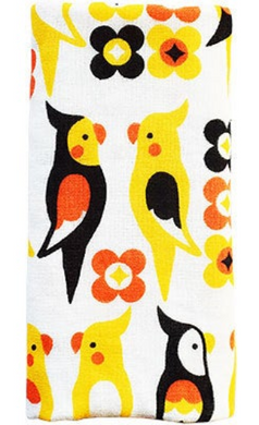 Cockatiel Towel Cloth Bird Cloth 34x90cm - Boutique SWEET BIRDIE