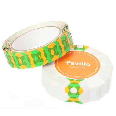 Lace Deco Tape Rotala Yellow Pavilio Standard Size - Boutique SWEET BIRDIE
