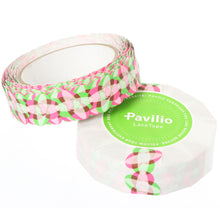 Lace Deco Tape Jelly Beans Green Pavilio Standard Size - Boutique SWEET BIRDIE