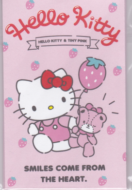 Sets of 6 Sanrio Original Hello Kitty Mini Envelopes with 6 stickers - Boutique SWEET BIRDIE